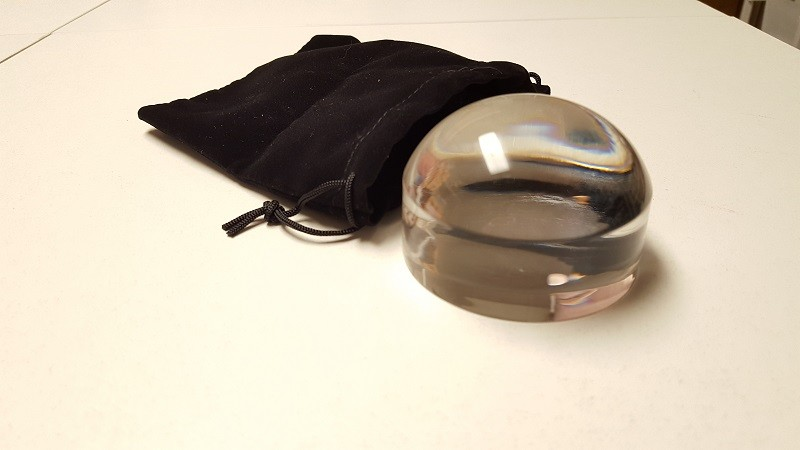 "Ultradome 2.5"" Loupe 4x Magnifier"