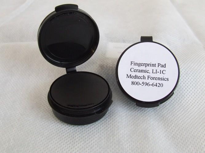 Fingerprint Pad, Ceramic, 1.5inch diameter