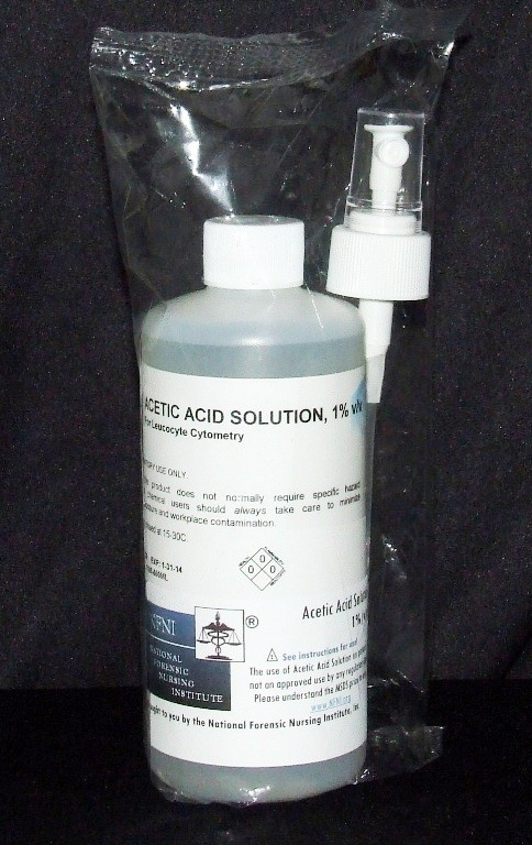 Acetic Acid Solution 1%