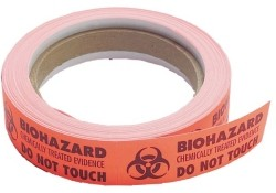 Biohazard Label, Do Not Touch