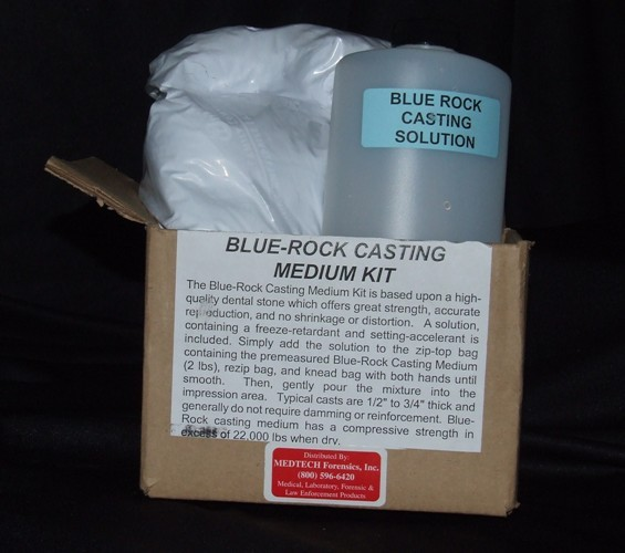 Blue-Rock Casting Kit, General Use Mix