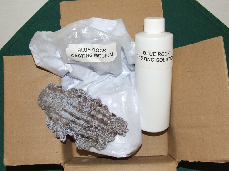 Blue-Rock Casting Kit, Low Temperature