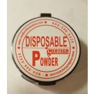 Disposable Black  Powder