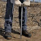 Soil Probe, 33 inches, Stainless Steel
