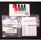 Firearms Residue Detection Reagents, 1 Set of Refills