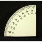 90 Degree Reconstruction Protractor