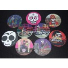 Rubber Coasters, Set of any four