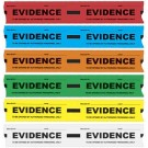 Sawtooth® Evidence Tape, Red, case