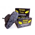 Shoe Cover, Mamba Trax, Non-Skid, Black