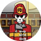 Rubber Coaster, Fireman