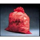 Biohazard Bags, 24x32