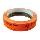 "Biohazard Identity Labels 1"" x 3"""