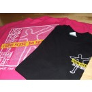 Body Outline T-Shirt, S-XL