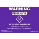 Fentanyl Warning Label