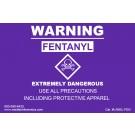 Fentanyl Warning Label