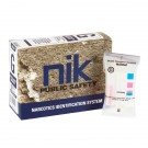 NIK® Test G - Cocaine, Crack & Free Base