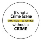 Button-It's Not A Crime