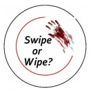 Button-Swipe or Wipe