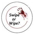 Button-Swipe or Wipe