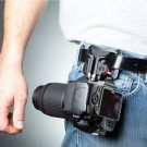 Black Widow Spider Camera Holster